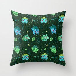Bulba love <3 Throw Pillow