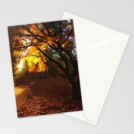 Morning Star Stationery Cards