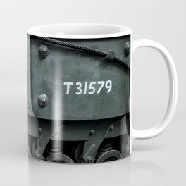 Sidehatch and Bogie Wheels Coffee Mug
