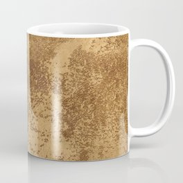 Abstract gold paper Coffee Mug