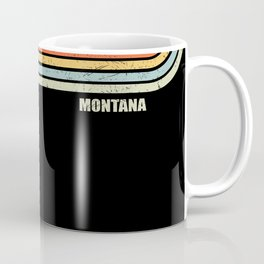 Missoula Montana City State Coffee Mug