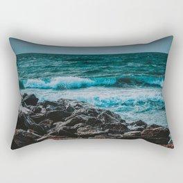 Sueños de mar Rectangular Pillow
