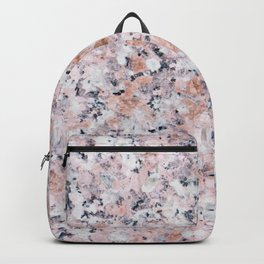 Granite pattern Backpack