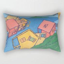 La Parguera Rectangular Pillow