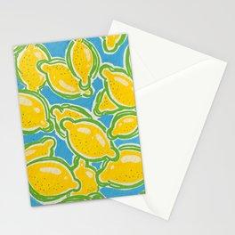 lemons! Stationery Cards