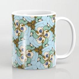 Salut José, c'est Yvon tessellation Coffee Mug