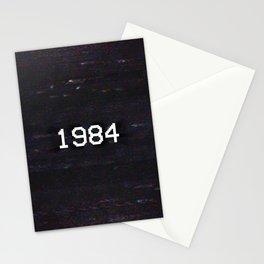 1984 Stationery Cards