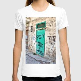URBAN PALERMO TALK T-shirt