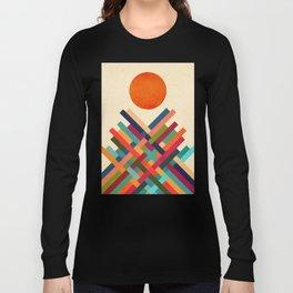 Sun Shrine Langarmshirt