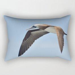 Patas azules Rectangular Pillow