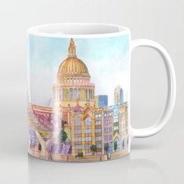 London Millenium Footbridge Coffee Mug