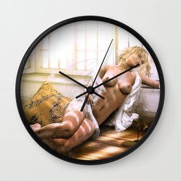 Divine VIII Wall Clock
