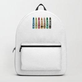 Recycle Garbage Backpack