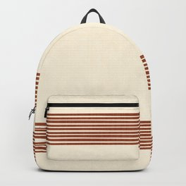 Band in Rust Backpack