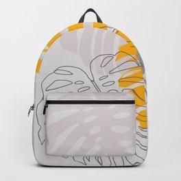 Monstera Combo Backpack