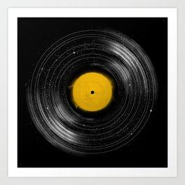 Sound System Kunstdrucke