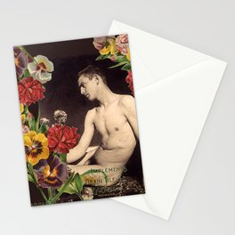In Bloom (mature) Stationery Cards