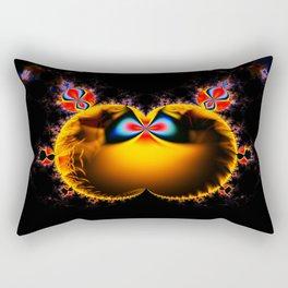 Fractal Creature Part 3 Rectangular Pillow