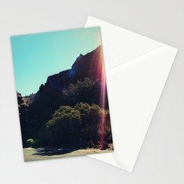 lavaland rainbow - three Stationery Cards