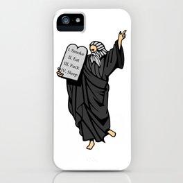 The Divine Order iPhone Case