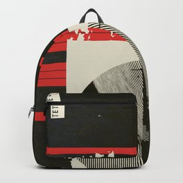 « graphique .1 » Backpack