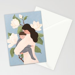 Mother's Touch Stationery Cards