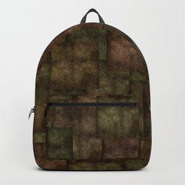 Grange pattern 2 Backpack