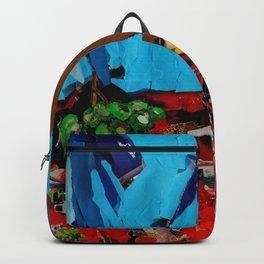 Pop Art Still Life Backpack