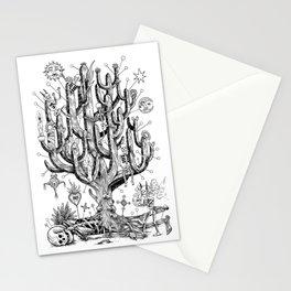 El viaje de Mau Stationery Cards