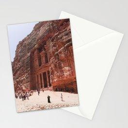 Petra la magnifique Stationery Cards