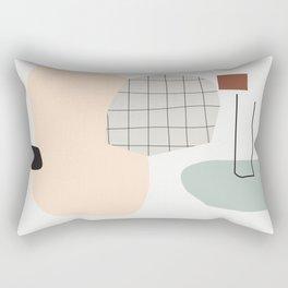 // Artefact #7 Rectangular Pillow