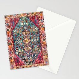 N131 - Heritage Oriental Vintage Traditional Moroccan Style Design Stationery Cards