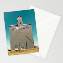 McCabe Grain Elevator Stationery Cards