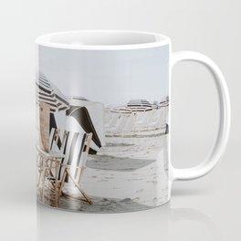 summer beach xxvi / miami beach, florida Coffee Mug