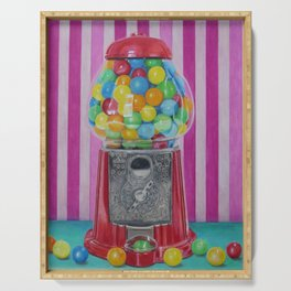 Gumball Machine Serving Tray