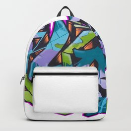 DETAILS AURA ESONE URBAN GRAFFITI STREET STYLE  Backpack