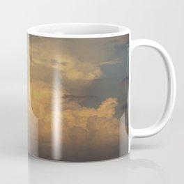 Mediterranean Storm Clouds Coffee Mug