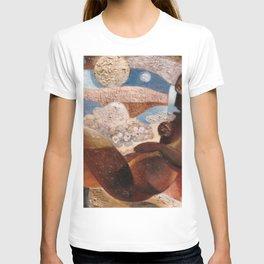 Woman of the Ivory Coast by Antonio Diego Voci T-shirt