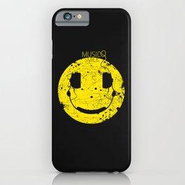 Music Smile V2 iPhone Case