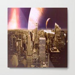 New New York Metal Print