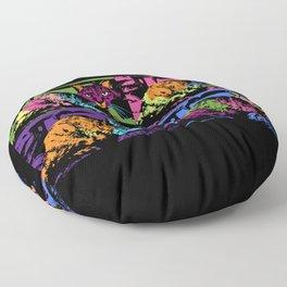 Poppin' Pita Floor Pillow