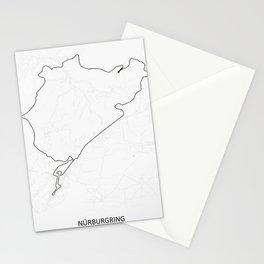 Nurburgring Stationery Cards