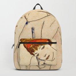 Egon Schiele - Dancer Backpack