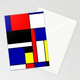 Mondrian #70 Stationery Cards