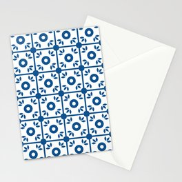 Mediterranean pattern #4 Stationery Cards