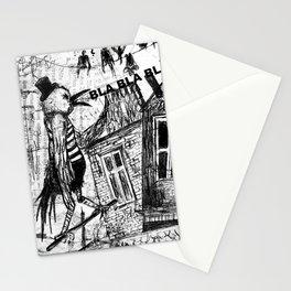 bla,bla,bla Stationery Cards