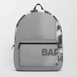 Barbers Shop Pole Backpack