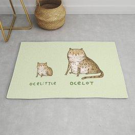 Ocelittle Ocelot Rug