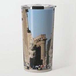 Temple of Luxor, no. 12 Travel Mug