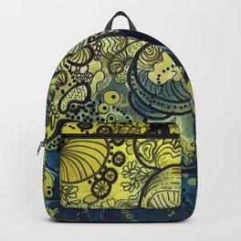 Garden underwater Backpack